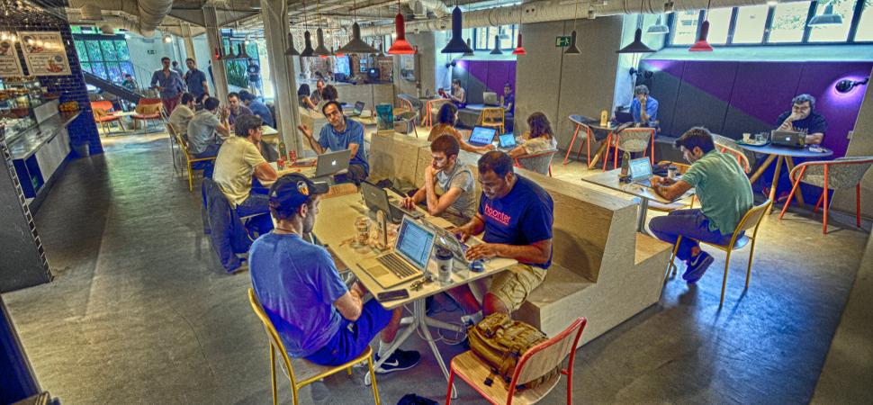 El hogar de los emprendedores
