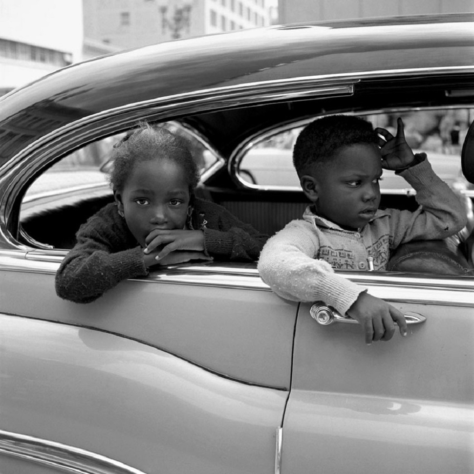 San Francisco,1955/©Vivian Maier- Maloof Collection/Howard Greenberg Gallery Nueva York