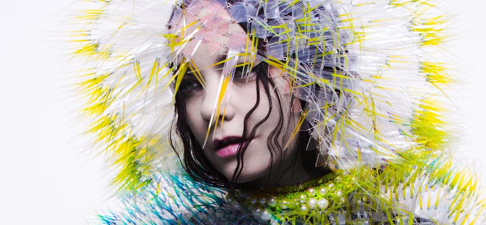 El arte digital, según Björk