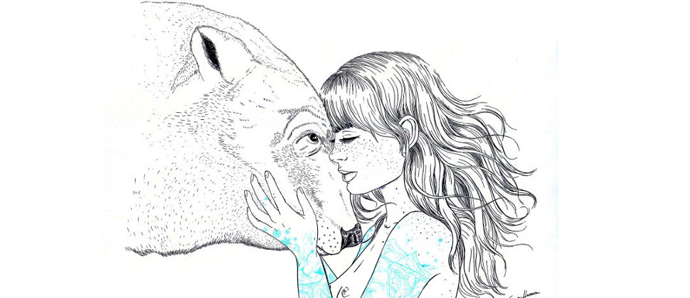 20 ilustradores en defensa del Ártico