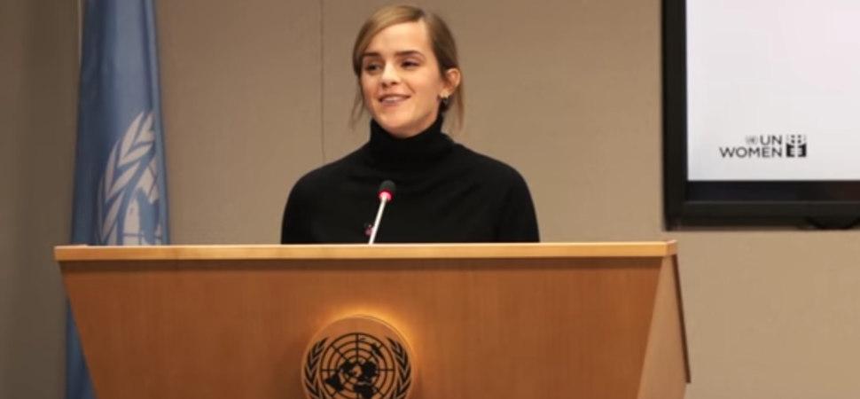 Emma Watson lo vuelve a hacer