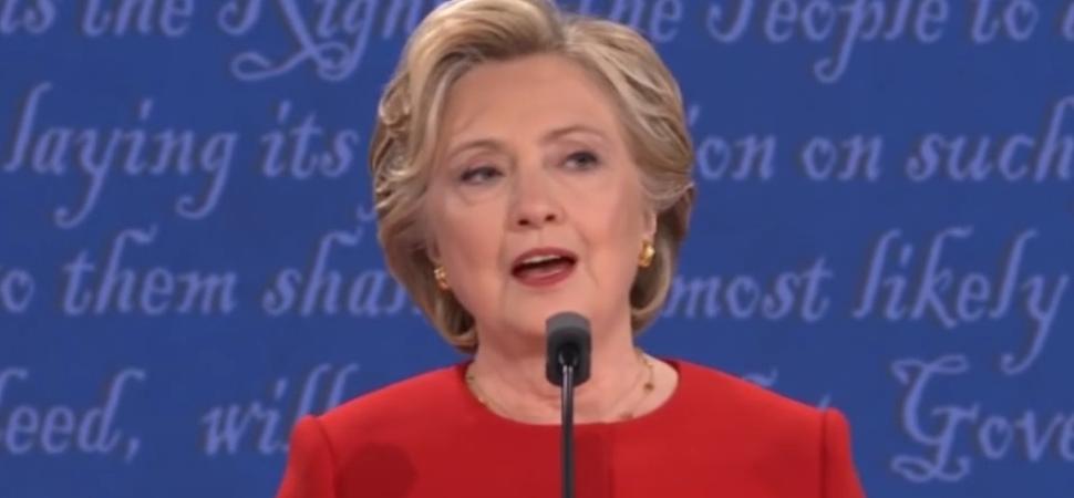 Las mejores frases de Hillary Clinton en el debate
