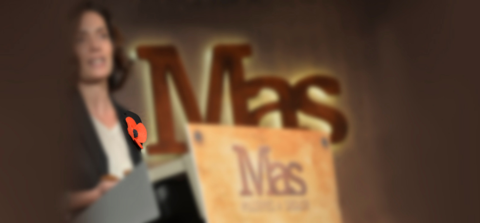 Tenemos candidatas a los Premios MAS
