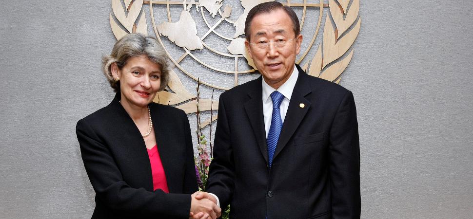Ellas no dirigirán la ONU