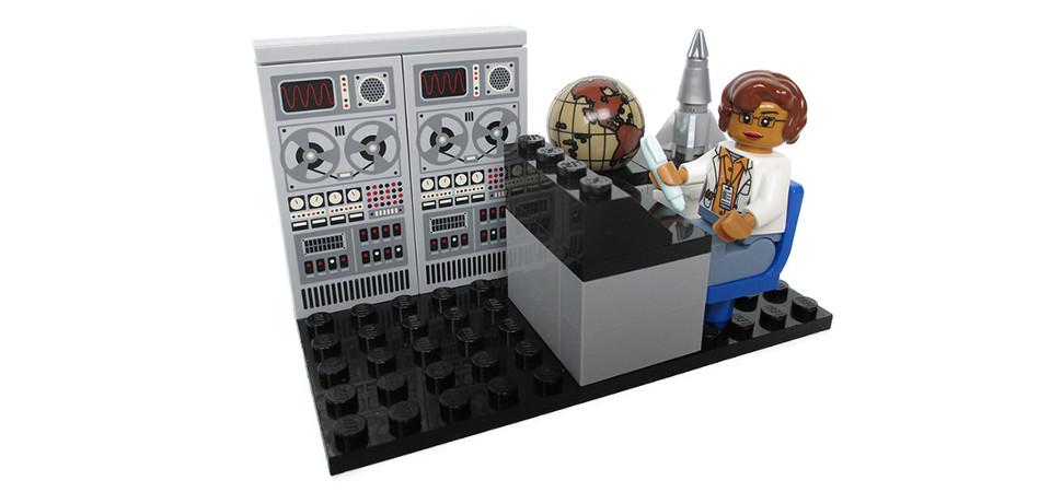 Jugando con las pioneras de la NASA