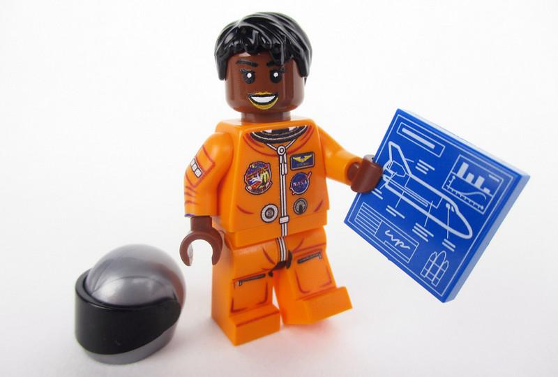 Mae Jemison viajó al espacio en 1992/Imagen: Women of NASA