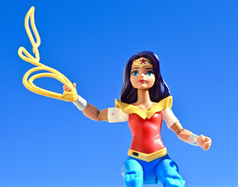 Muñeca de Wonder Woman / Imagen: Pixabay