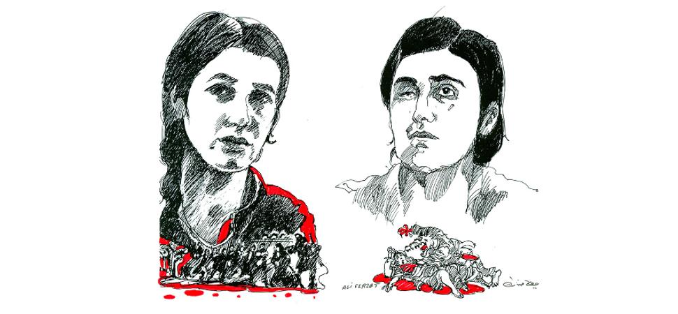 Dos supervivientes del Daesh, galardonadas con el Premio Sájarov