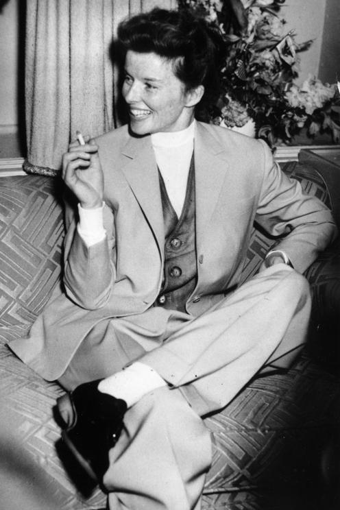 Katharine Hepburn. Foto: Hulton Archive/Getty Images