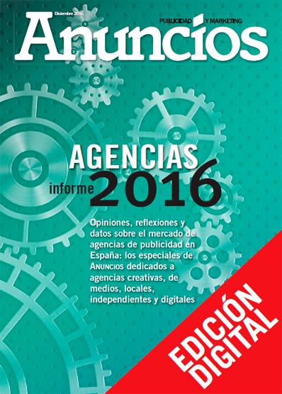 Informe Agencias 2016