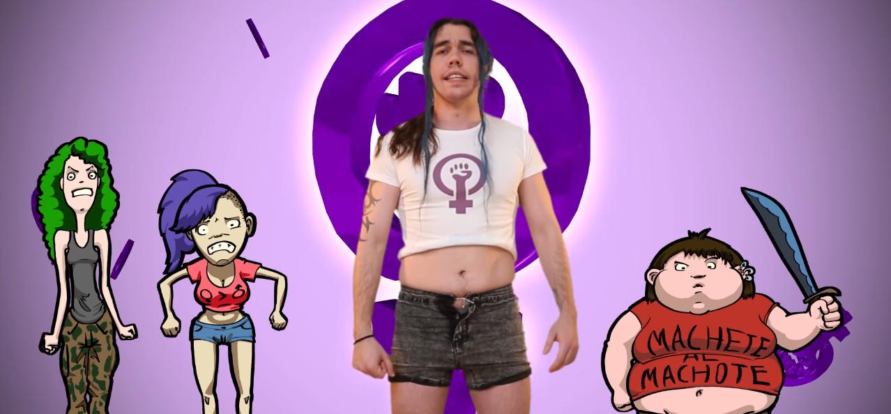 ¿Por qué algunos hombres (y mujeres) apoyan el vídeo de Zorman?