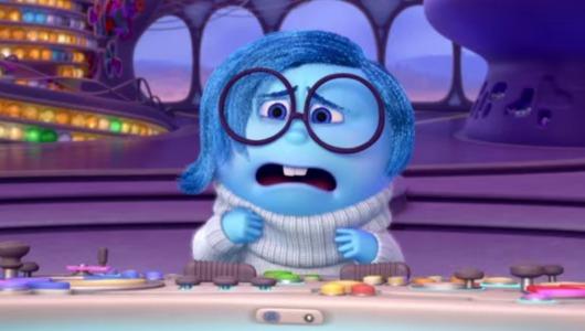 """Imagen de la película """"Del revés"""", de Disney-Pixar"""