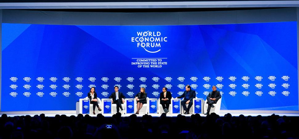 Davos ya no es un club masculino