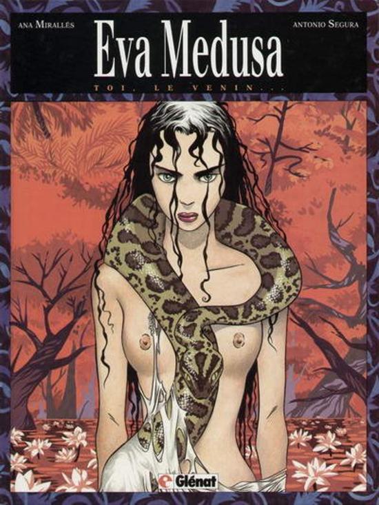 'Eva Medusa'. Imagen: Tebeosfera