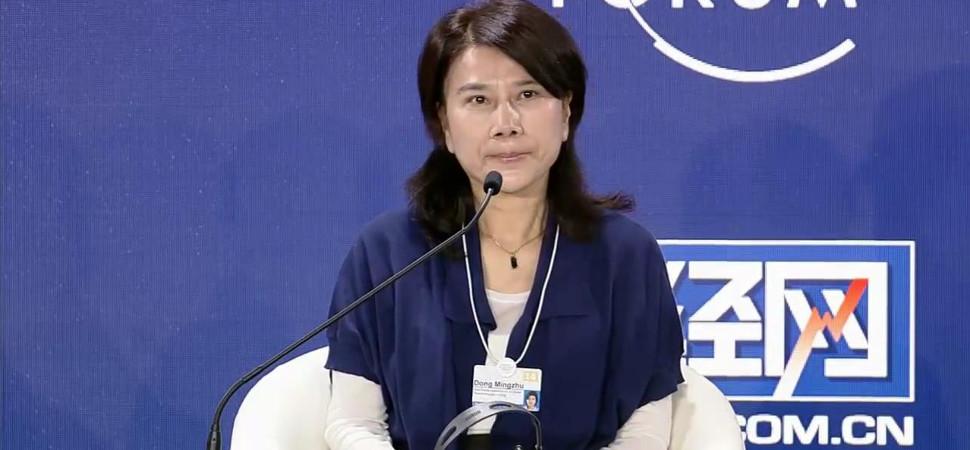 ¿Por qué la mujer más poderosa de China es un pésimo ejemplo?