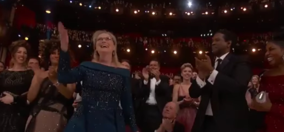 Cinco momentos destacados de los Oscar (además del error de la Mejor Película)