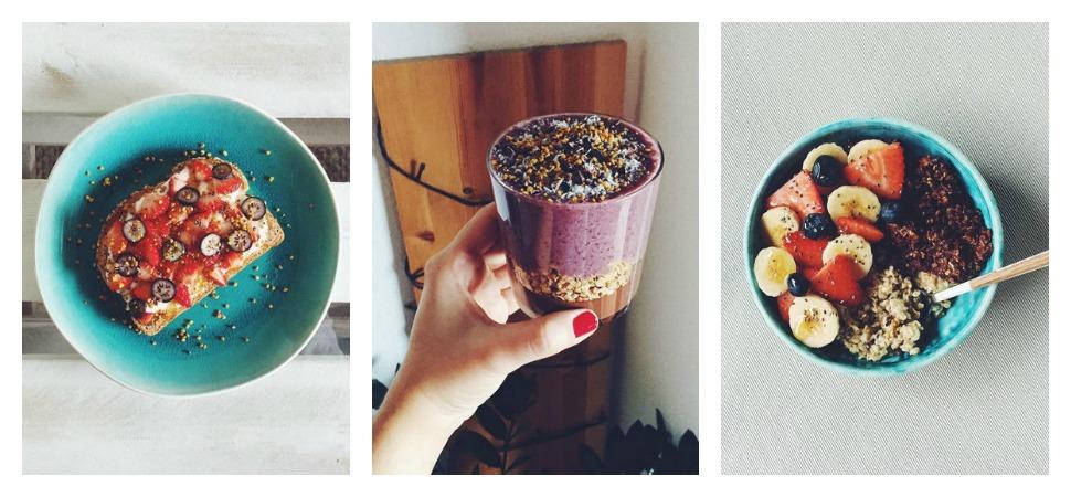 Un año de desayunos en Instagram