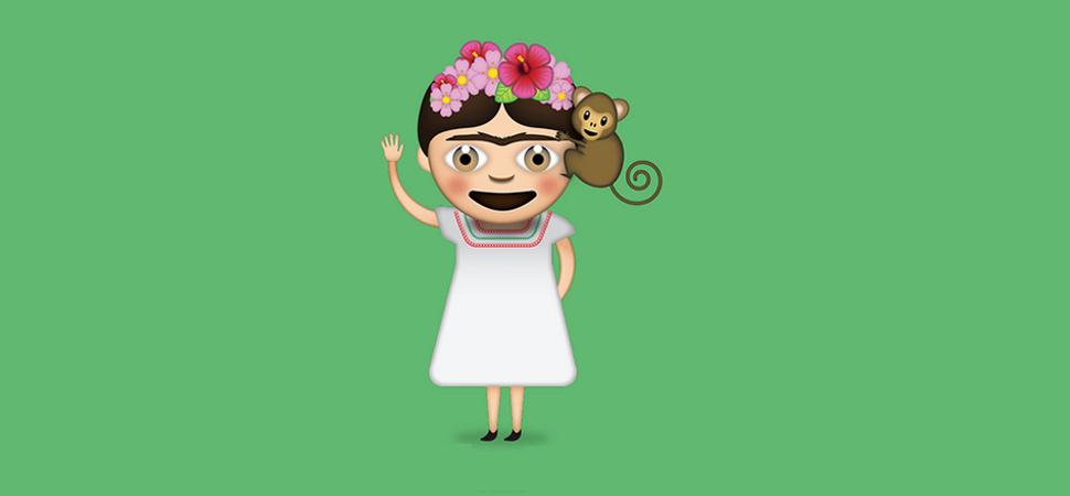 FridaMojis, la colección de emojis de Frida Kahlo que vas a querer descargar