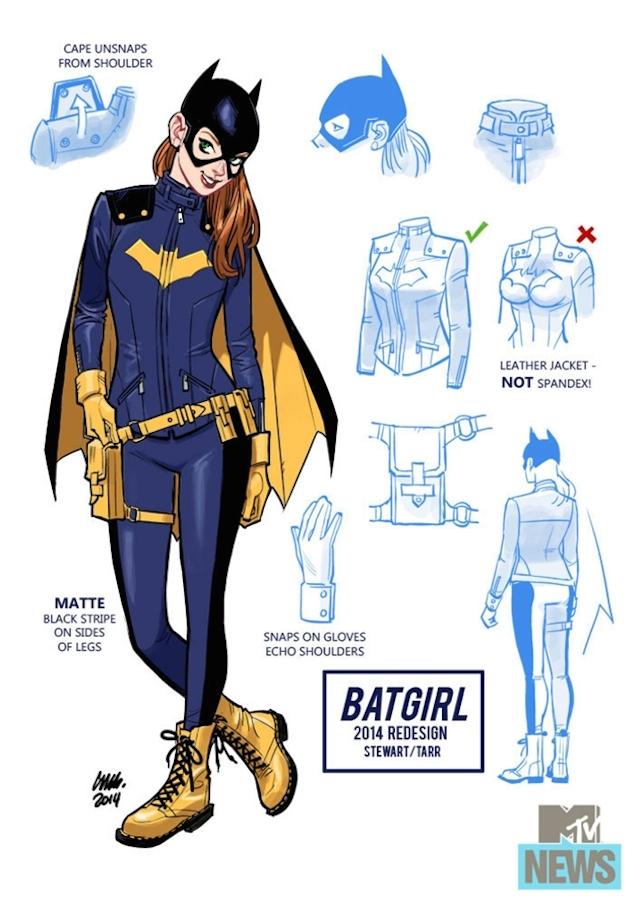 Imagen: MTV News/DC Comics