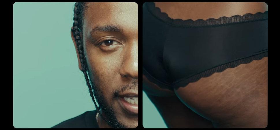 El controvertido feminismo del rapero Kendrick Lamar