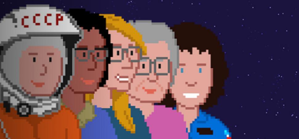Cosas que hemos aprendido jugando a 'Mujeres Espaciales'
