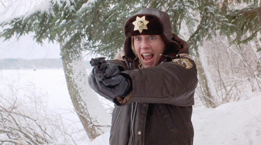 Marge Gunderson interpretada por Frances McDormand. Foto: IMDB/ Twentieth Century Fox