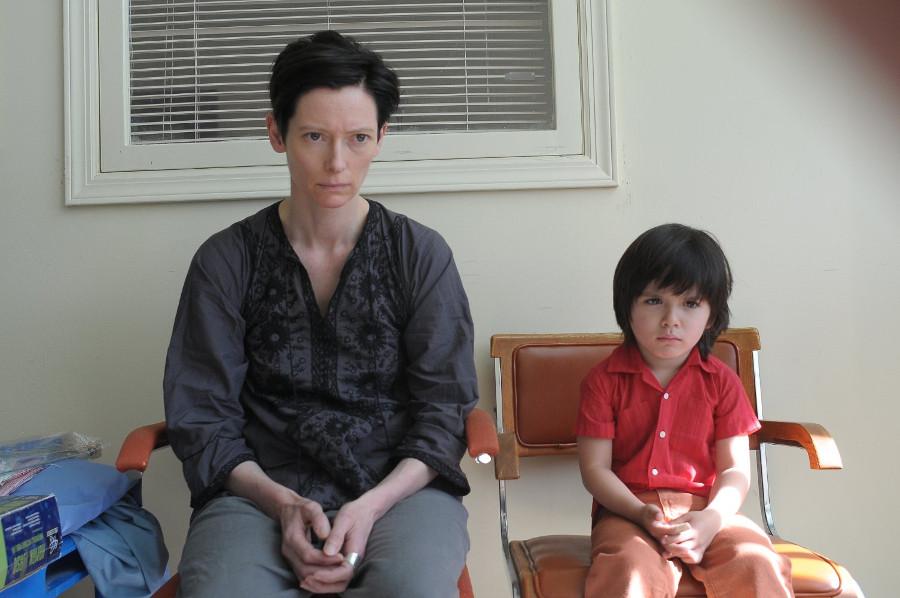 Tilda Swinton interpreta a Eva Khatchadourian. Foto: IMDB