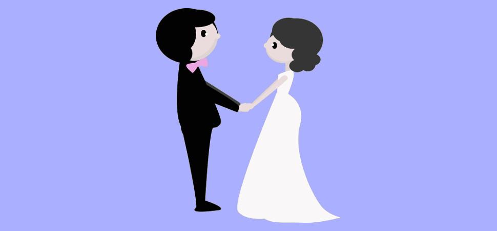 Mujeres, hombres y matrimonio