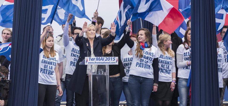 La irrelevancia del sexo de Marine Le Pen