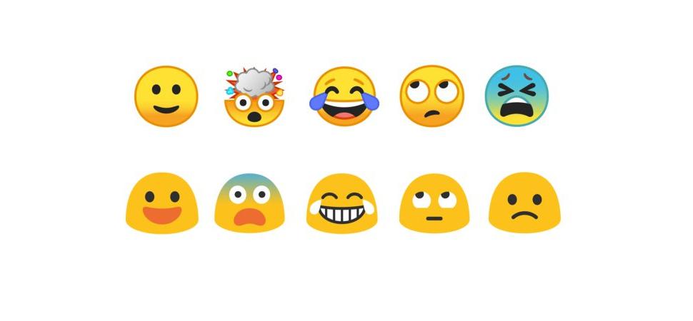 Google se rinde a la evidencia: sus 'emojis' son horribles