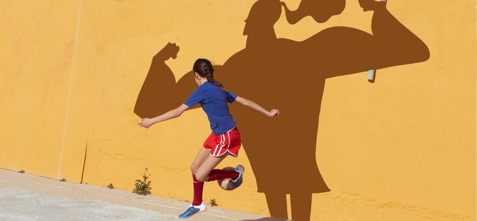 Chicas y fútbol