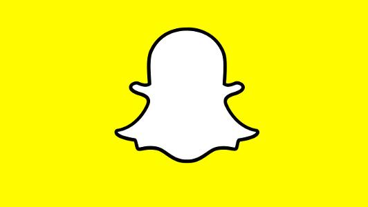 Snapchat logo Junio 2017 MKN