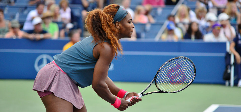 Serena Williams, una entre cien