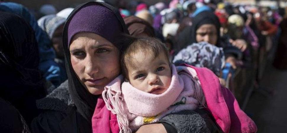 El mundo bate su record de refugiados
