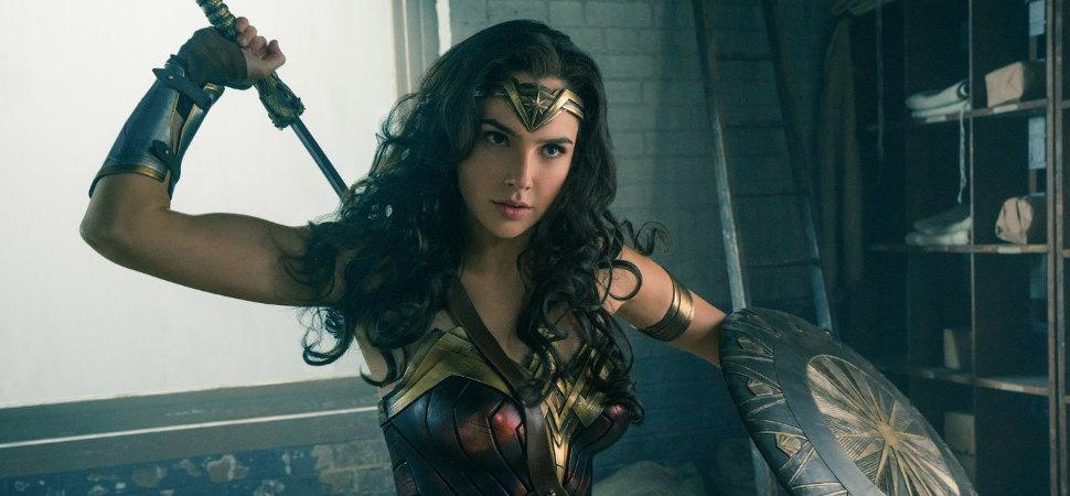 Así luchará Wonder Woman contra el acoso sexual
