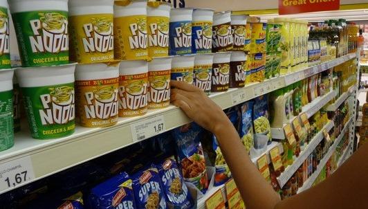 Solo la mitad de la población considera que las etiquetas de los productos envasados son bastante o muy creíbles.