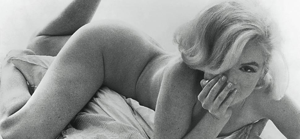 La última (y más íntima) sesión de Marilyn Monroe