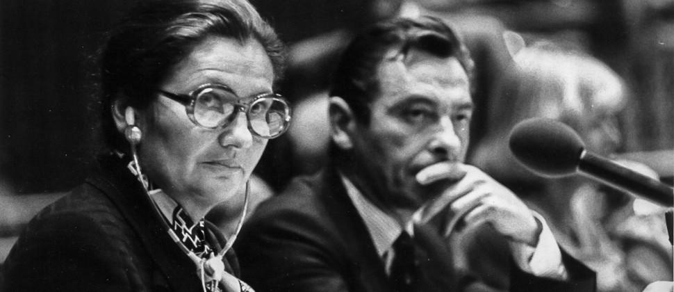 Adiós a Simone Veil, símbolo del feminismo europeo