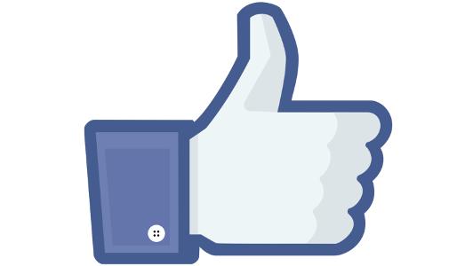 Me gusta Facebook logo Julio 2017 MKN