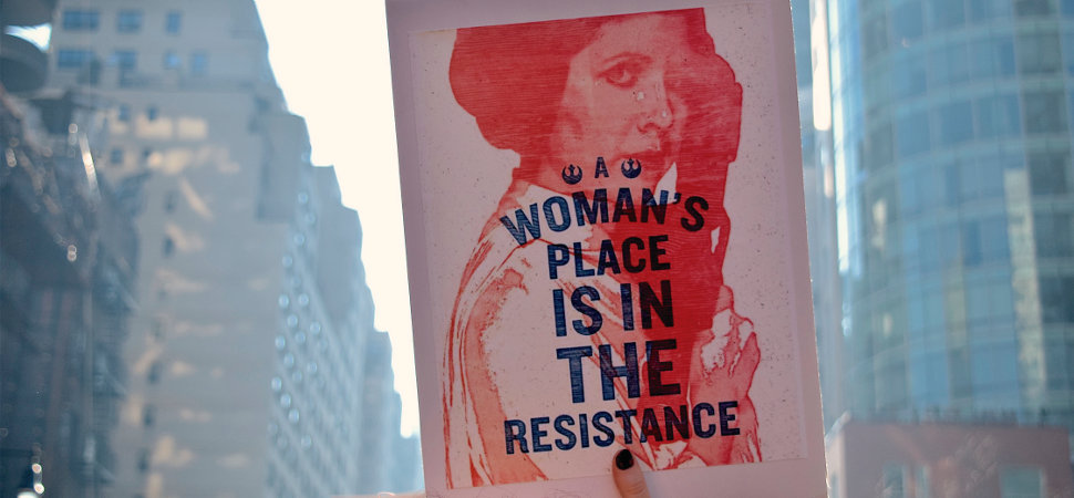 Frases feministas para calentar motores de cara al 8M