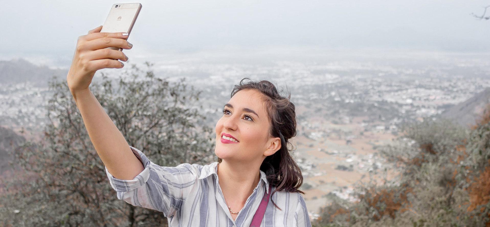 ¿Qué tipo de 'selfie' es el más popular?
