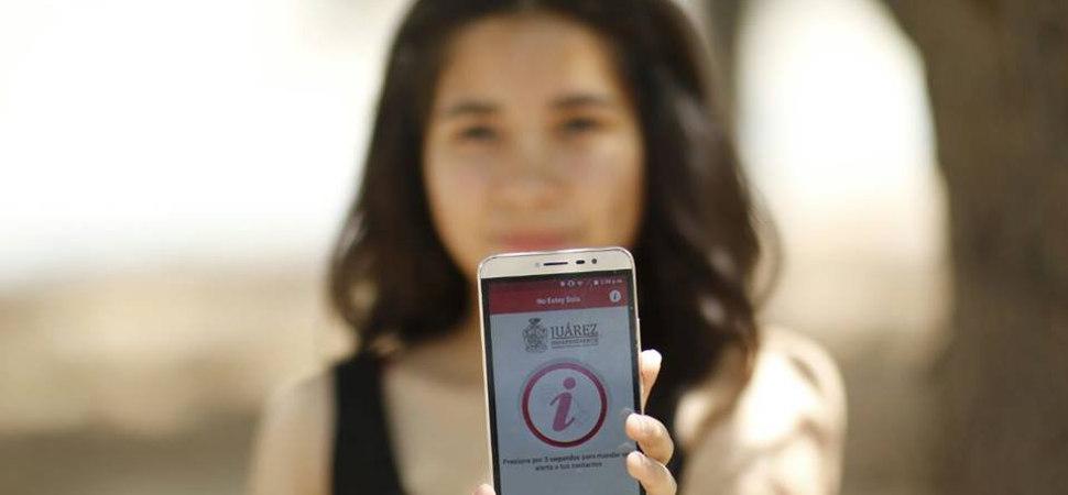 Una 'app' para proteger a las mujeres de Ciudad Juárez