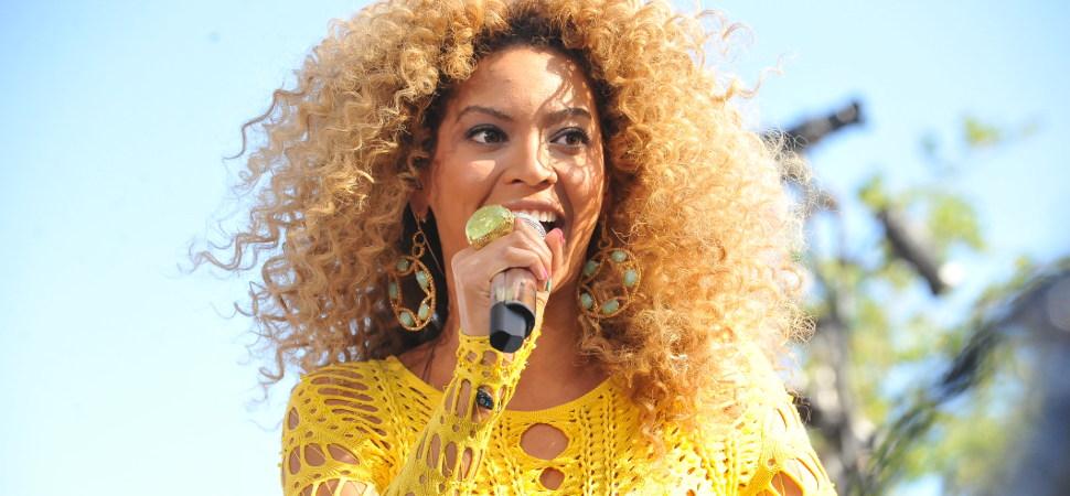 Ahora puedes estudiar a Beyoncé en la universidad