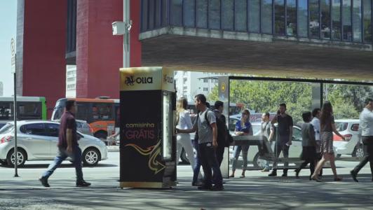 OLLA Máquina de vending Septiembre 2017 MKN