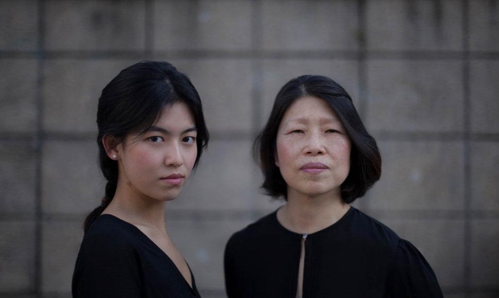 Lynn Chen y Angela Lin