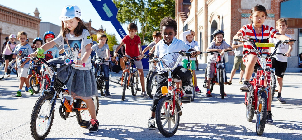 Vuelve a Matadero el FestiBal con B de Bici