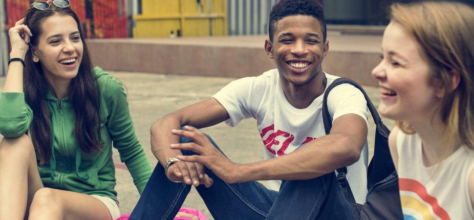 Los adolescentes de los países en vías de desarrollo son más optimistas que los de los países ricos