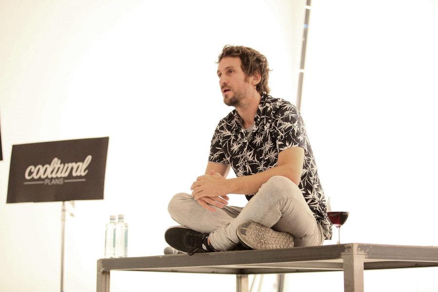 El actor y director Raúl Arévalo