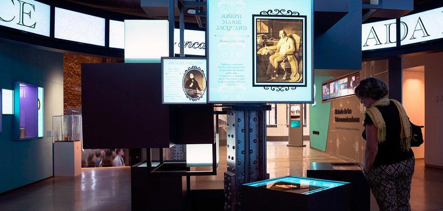 Exposición 'Ada Lovelace. La encantadora de números'. Imagen: Fundación Telefónica