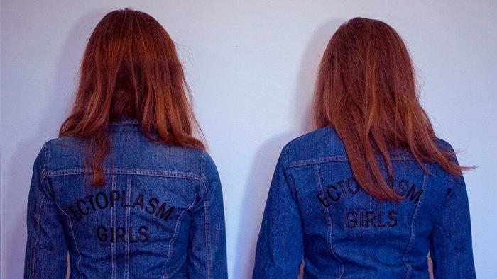 El dúo sueco Ectoplasm Girls, formado por las hermanas Nadyne y Tanya Byrne, actuará el sábado. Foto: La Casa Encendida